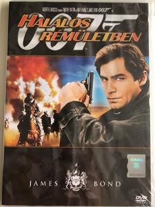 James Bond 007 - The Living Daylights DVD 1982 Halálos rémületben / Directed by John Glen / Starring: Timothy Dalton, Maryam d'Abo, Joe Don Baker, Art Malik (8594163150037/6)