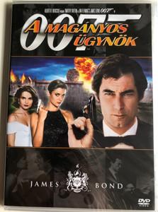 James Bond 007 - Licence to kill DVD 1989 A magányos ügynök / Directed by John Glen / Starring: Timothy Dalton, Carey Lowell, Robert Davi, Talisa Soto (8594163150037/5)