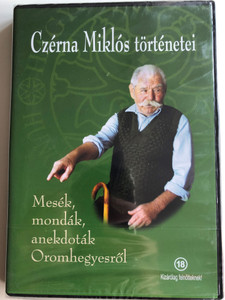 Czérna Miklós történetei DVD 2006 Mesék, mondák, anekdoták Oromhegyesről / Hagyományok háza / Directed by Dala Sára / Collection of Hungarian stories, folk legends (5999882041308)