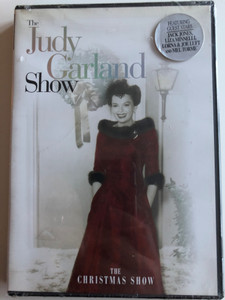 The Judy Garland Show DVD The Christmas show / Featuring guest stars: Jack Jones, Liza Minnelli, Lorna & Joe Luft, Mel Torme / Digitally remastered and restored / Show originally aired 12-22-1963 (0073023034891)