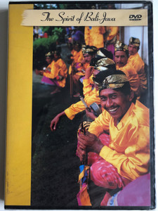 The Spirit of Bali - Java DVD 2004 / Filmed and recorded by D Hékimian / Providance Music (4260734401344)