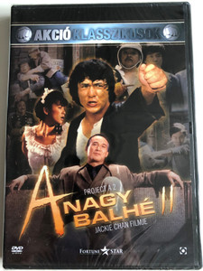 Project A 2 DVD 1987 A nagy balhé II / Directed by Jackie Chan / Starring: Jackie Chan, Maggie Cheung, Rosamund Kwan, Bill Tung / A計劃續集 (5999544255128)