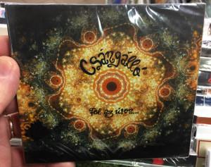 Csángálló - Fel az uzon... / Fonó Records Audio CD 2015 / 5998048538621