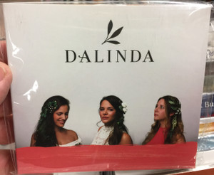 Dalinda / Fonó Records Audio CD 2018 / FA 409-2