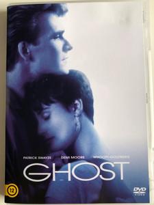 Ghost DVD 1990 Mas Alla del Amor / Directed by Jerry Zucker / Starring: Patrick Swayze, Demi Moore, Whoopi Goldberg, Tony Goldwyn (8590548616860)