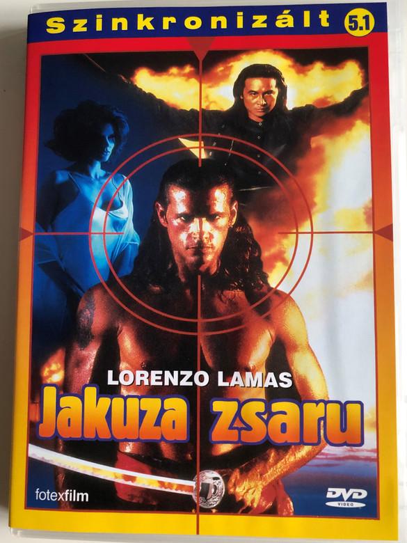 Midnight man DVD 1995 Jakuza Zsaru / Directed by John Weidner / Starring: Lorenzo Lamas, James Lew, Mako, Eric Pierpoint, Diana Dilascio (5998282102121)