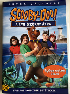 Scooby-Doo! Curse of the Lake Monster DVD 2010 Scooby-Doo - A tavi szörny átka / Directed by Brian Levant / Starring: Robbie Amell, Hayley Kiyoko, Kate Melton, Nick Palatas, Frank Welker (5996514006636)