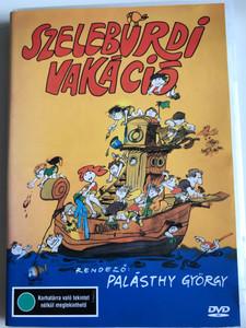 Szeleburdi Vakáció DVD 1987 Giddy Vacations / Directed by Palásthy György / Starring: Benedek Miklós, Kiss Mari, Turay Ida, Balázs Péter / Written by Bálint Ágnes / Hungarian movie (5996357312543)