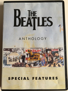 The Beatles Anthology DVD 2003 Special Features / Directed by Geoff Wonfor Bob Smeaton / Documentary television series (724349298095)