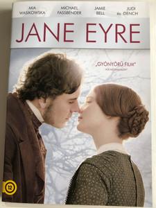 Jane Eyre DVD 2011 / Directed by Cary Joji Fukunaga / Starring: Mia Wasikowska, Michael Fassbender, Jamie Bell, Judi Dench (5996051160297)