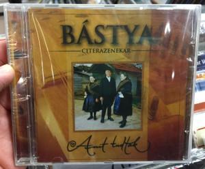 Bástya Citerazenekar – Amit Tudtak / Periferic Records Audio CD 2004 / BGCD 136