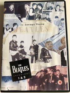The Beatles Anthology 1&2 DVD / Directed by Geoff Wonfor / DOCUMENTARY TELEVISION SERIES / APPLE RECORDS (0724349297692)