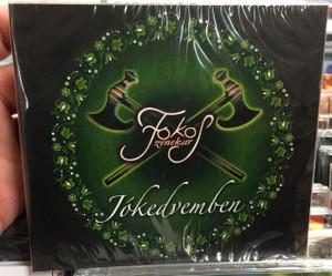 Fokos Zenekar – Jókedvemben / Fonó Records Audio CD 2018 / FA 418-2