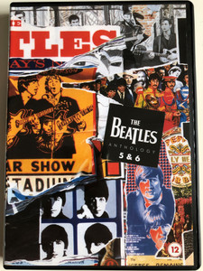 The Beatles Anthology 5 & 6 DVD 2003 / Episodes 5, 6 / Directed by Geoff Wonfor / Apple Records / 2 Episodes (0724349297690)