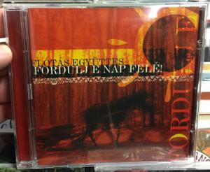 Flótás Ensemble – Fordulj E Nap Felé! / Periferic Records Audio CD / 5998272706537