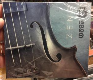Góbé – Zeng / Fonó Records Audio CD 2018 / FA 417-2