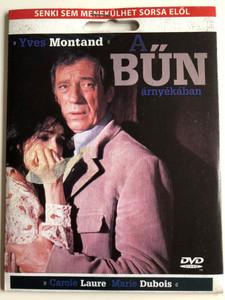 La Menace - A bűn árnyékában DVD 1977 / Directed by Alain Corneau / Starring: Yves Montand, Carole Laure, Marie Dubois (5999557442232)
