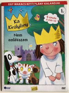 Little Princess DVD 2008 Kis királylány - Nem emlékszem / Produced by Iain Harvey / Voices: Jane Horrocks, Julian Clary, Maggie Ollerenshaw (5999557442195)