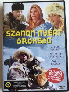 Kevin of the North DVD 2001 Szánon nyert örökség / Directed by Bob Spiers / Starring: Leslie Nielsen, Skeet Ulrich, Natasha Henstridge (5999544560673)