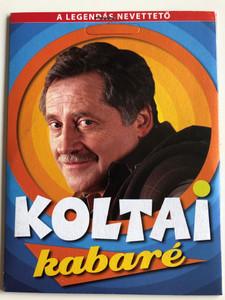 Koltai Cabaret - Koltai kabaré DVD 2007 / Directed by Szegő Mihály / Hungarian Comedy show - stand up / Europa Records ER 7005 (5999557442218)