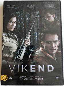 Víkend DVD 2015 Weekend / Directed by Mátyássy Áron / Starring: Gryllus Dorka, Lengyel Tamás, Simon Kornél (5996471003402)