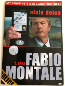 Fabio Montale Part 1 DVD Fabio Montale 1. rész / Directed by Jose Pinheiro / Starring: Alain Delon, Cédric Chevalme, Elena Sophia Ricci / Egy rendíthetetlen zsaru története (5999557440771)