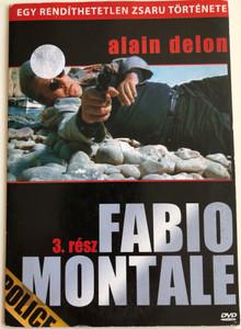Fabio Montale Part 3 DVD 2002 Fabio Montale 3. rész / Directed by Jose Pinheiro / Starring: Alain Delon, Cédric Chevalme, Elena Sophia Ricci / Egy rendíthetetlen zsaru története (5999557440795)