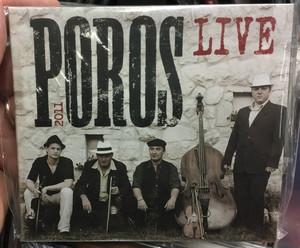 Poros 2011 – Live / Fonó Records Audio CD 2011 / FA 271-2