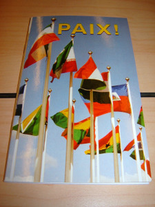 """PAIX! / Cet ouvrage presente des extraits de la Bible en """"Francais Courant"""" -..."""