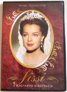 Sissi, the queen of hungarians DVD 1955 Sissi, a magyarok királynéja DVD / Directed by Ernst Marischka / Starring: Romy Schneider, Karlheinz Böhm, Magda Schneider, Uta Franz, Gustav Knuth, Josef Meinrad, Vilma Degischer (5999546335354)