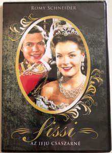 Sissi - Die Junge Kaiserin DVD 1956 Sissi az ifjú császárné (Sissy the young empress) / Directed by Ernst Marischka / Starring: Starring: Romy Schneider, Karlheinz Böhm, Magda Schneider, Gustav Knuth, Vilma Degischer (5999546335361)