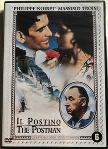 Il Postino DVD 1994 The Postman / Directed by Michael Radford / Starring: Massimo Troisi, Philippe Noiret, Maria Grazia Cucinotta (8717418214456