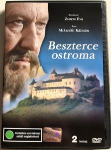 Beszterce ostroma DVD Siege of Bistrița / Directed by Zsurzs Éva / Written by Mikszáth Kálmán / Starring: Bessenyei Ferenc, Nagy Attila, Körmendi János, Láng József (5996357313243)