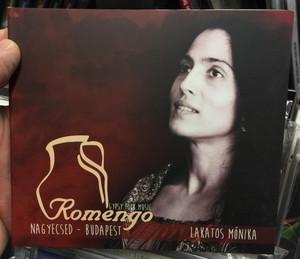 Romengo – Nagyecsed - Budapest / Lakatos Monika / Gryllus Audio CD 2014 / GCD 135