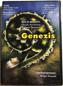 Genezis DVD 2004 Genesis / Written & Directed by Claude Nuridsany, Marie Pérennou / Music: Bruno Coulai / Documentary about the magnificence of Creation / Narrated by Sotigui Kouyaté (5999075601517)