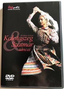 Kalotaszeg & Szatmár táncai DVD / Élő Martin Archívum / Honvéd táncszínház / Honvéd együttes Művészeti nonprofit Kft. / Hungarian Dances from Kalotaszeg & Szatmár (KalotaSzegSzatmarDances)
