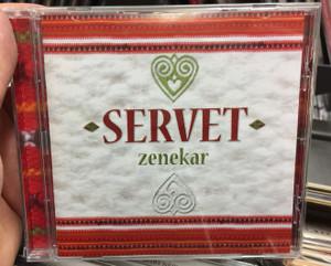 Servet⬩ Zenekar / Periferic Records Audio CD 2017 / BGCD235