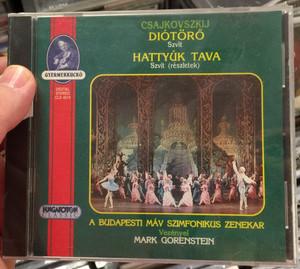 Csajkovszkij - Diotoro, Szvit / Hattyuk Tava ,Szvit (reszletek) / A Budapesti Mav Szimfonikus Zenekar / Vezenyel Mark Gorenstein / Hungaroton Classic Audio CD 1996 Stereo / CLD 4019