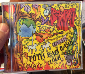 Tóth Bagi Band – Crazy Clock (20th Anniversary Edition)  AH Audio CD 1997 / AHCD 5180-2224