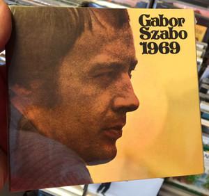 Gabor Szabo – 1969 / Skye Records Audio CD 2008 / SK 1005
