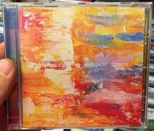 Gabor Szabo – In Budapest Again / Kept Alive Records Audio CD 2018 / KAR CD 014