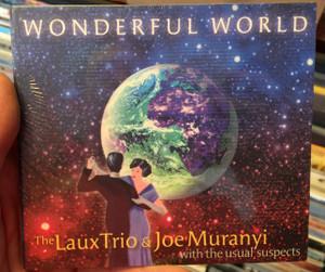 Wonderful World / The Laux Trio & Joe Muranyi with the usual suspects / Jokerex Audio CD 2001 / 22140207