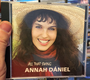 All that swing Annah Daniel / Belvarosi Zene Mk. Audio CD 1997 / 5998272701402