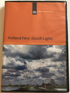 Holland Fény DVD 2003 Dutch Light / Directed by PieterüRim de Kroon / Duna TV / Ministry of Foreign Affairs Netherlands / Hollands licht (BZAV0117)