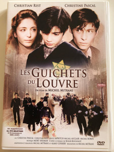 Les Guichets du Louvre DVD 1974 Black Thursday / Directed by Michel Mitrani / Starring: Christian Rist, Christine Pascal, Judith Magre (3760103409793)