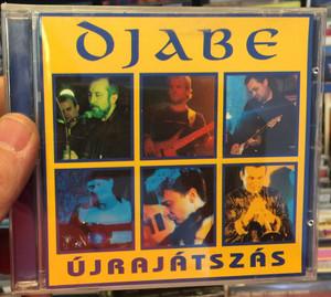 Djabe – Újrajátszás / Gramy Records Audio CD 2001 / GR-023