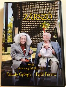 Zárszó avagy akik még látták József Attilát DVD 2003 / Faludy György, Fejtő Ferenc / Featuring: Darvas Iván, Galkó Balázs, Jordán Tamás (ZárszóDVD2013)