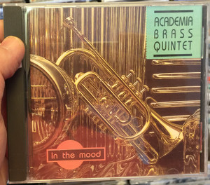 Academia Brass Quintet – In The Mood / Audio CD 1993 / ABQ 5002