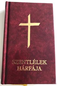 Szentlélek hárfája - Prohászka-Imakönyv / Hungarian Catholic prayer book / Harp of Holy Spirit / 10th edition / Szent István Társulat 2008 / Hardcover (9789632270291)