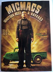 Micmacs a tire-Larigot DVD 2009 Micmacs (n)agyban megy a kavarás / Directed by Jean-Pierre Jeunet / Starring: Dany Boon, Yolande Moreau (5996051160075)